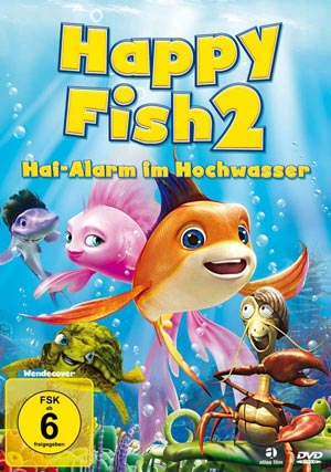 Cover zum Film: Happy Fish 2 - Hai-Alarm im Hochwasser