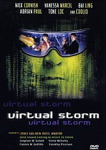 Cover zum Film: Virtual Storm