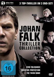 Cover zum Film: Johan Falk – Thriller Collection