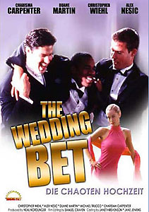 Cover zum Film: The Wedding Bet - Die Chaotenhochzeit