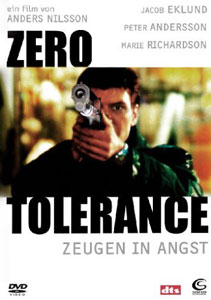 Cover zum Film: Zero Tolerance - Zeugen in Angst