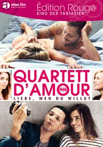 Cover zum Film: Quartett d'amour